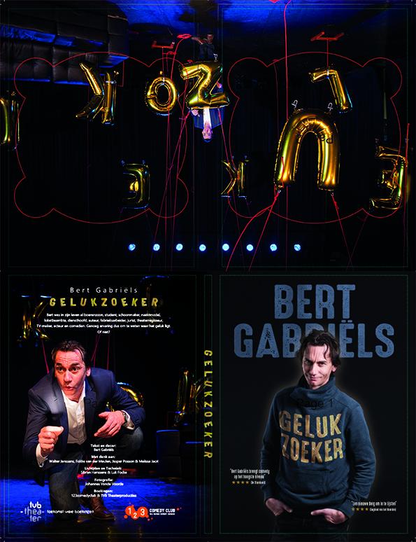 Bert Gabriëls DVD