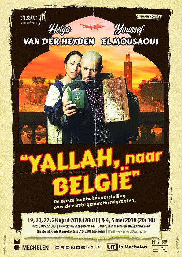 Yallah naar België